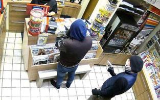 Polizei schnappt Verdächtigen