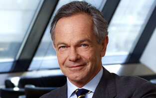 Andreas Treichl ist Banker des Jahres