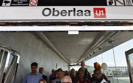 U1: 600 Millionen Euro, fünf neue Stationen, aber kein Klo