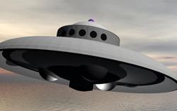 Mögliche UFO-Sichtung in Großbritannien