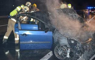 Schwere Unfälle auf der Tauernautobahn