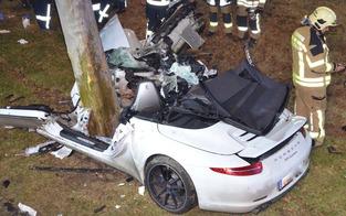 Porsche-Lady musste Bein amputiert werden