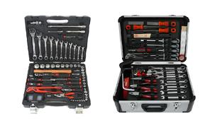 Werkzeugkoffer im Überblick