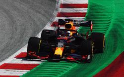Verstappen mit Bestzeit im 2. Training - Hamilton weit zurück
