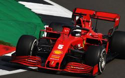 Vettel bekommt neues Chassis für seinen Ferrari