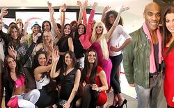 Die Mädchen der Miss Vienna-Vorauswahl