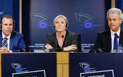 FPÖ ringt mit Le Pen & Wilders um EU-Fraktion