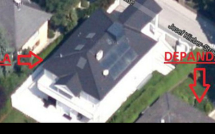 Mafia-Villa in Baden konfisziert