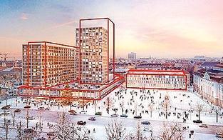 Streit um neuen Heumarkt-Turm