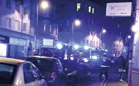 Wien: Elf Brände in einer Nacht gelegt