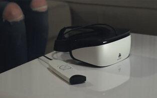 Crowdfunding-Erfolg für Grazer VR-Brille
