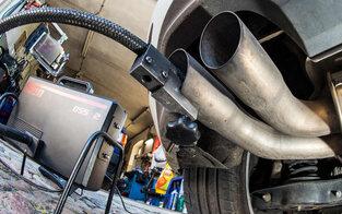 Viele Fahrer legen Dieselpartikelfilter lahm