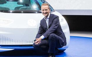 Stolpert VW-Chef über Probleme bei Golf 8 & ID.3?