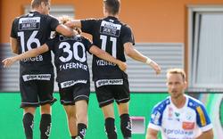 WAC feiert Auswärtssieg bei 'müden' Hartbergern