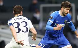 4:0 - Tottenham schießt WAC aus Euro League