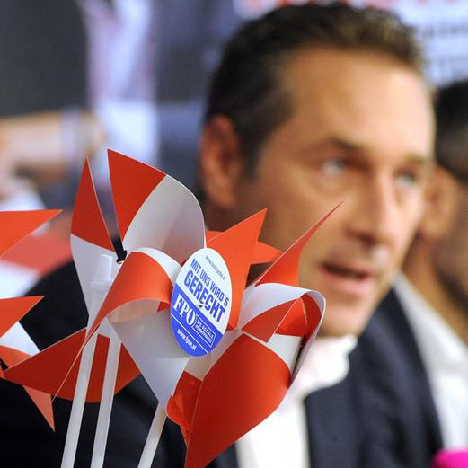 Impressionen vom Wahlkampf der Parteien