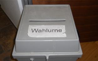 Wiener stürmen am Sonntag die Wahl-Urnen