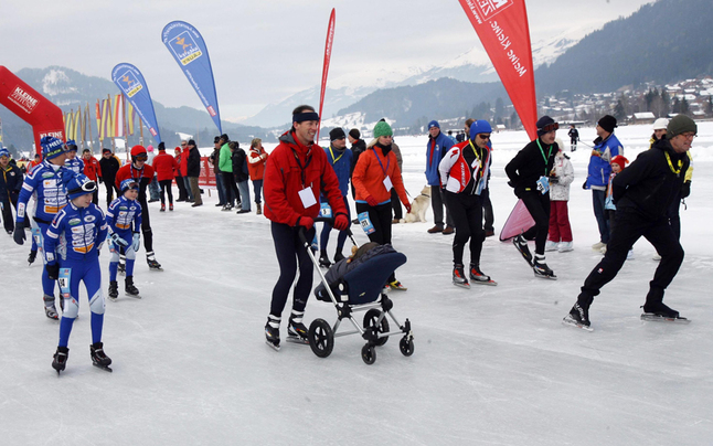Eislauf-Saison: Start so früh wie nie?