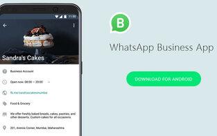 WhatsApp Business offiziell gestartet