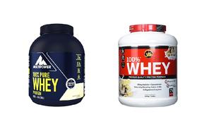 Whey-Protein im Test
