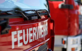 Nach Brand einer Gartenhütte: Toter identifiziert