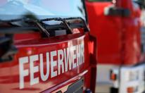 Küchenbrand: Zwei Personen von Feuerwehr geborgen