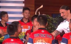 'Ibra' überraschte gerettete Thai-Kicker