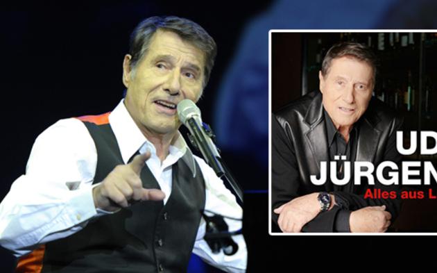"""Udo Jürgens """"Alles aus Liebe"""""""