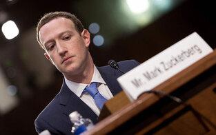 EU-Parlament kritisiert Zuckerberg-Auftritt